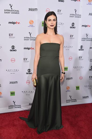 International Emmy Awards「46th Annual International Emmy Awards - Arrivals」:写真・画像(3)[壁紙.com]