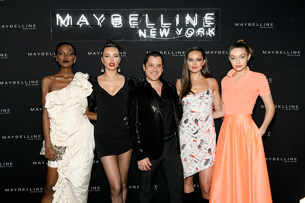 Wedding Dress「Maybelline New York Fashion Week Party February 2019」:写真・画像(8)[壁紙.com]