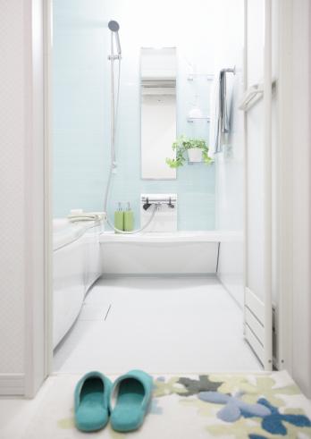 鏡開き「Bathroom image」:スマホ壁紙(14)