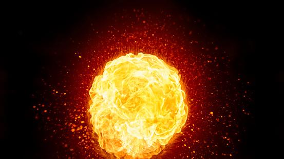 Fireball「Fireball」:スマホ壁紙(12)