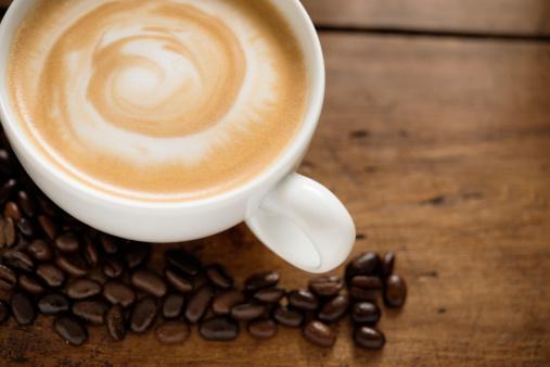 Latte「Creamy latte coffee」:スマホ壁紙(3)