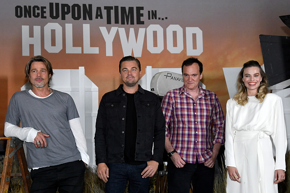 "Once Upon A Time In Hollywood「Photo Call For Columbia Pictures' ""Once Upon A Time In Hollywood""」:写真・画像(1)[壁紙.com]"