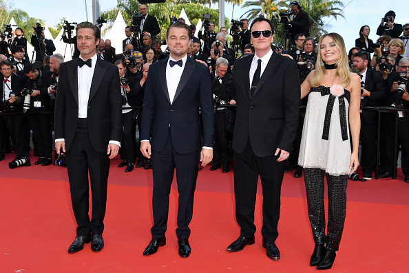"Once Upon A Time In Hollywood「""Once Upon A Time In Hollywood"" Red Carpet - The 72nd Annual Cannes Film Festival」:写真・画像(8)[壁紙.com]"
