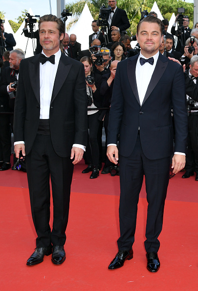 "Cannes International Film Festival「""Once Upon A Time In Hollywood"" Red Carpet - The 72nd Annual Cannes Film Festival」:写真・画像(0)[壁紙.com]"