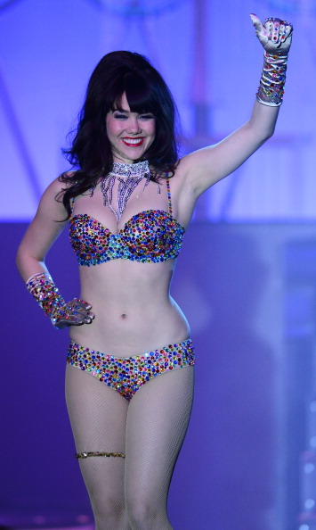 """Sensuality「Premiere Of """"Pin Up"""" At The Stratosphere - Show」:写真・画像(14)[壁紙.com]"""