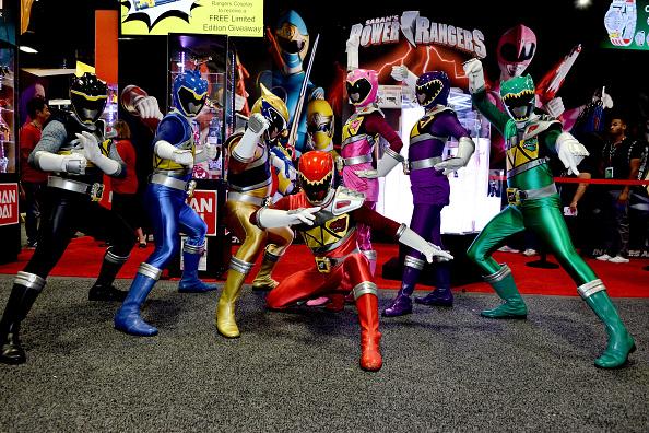 Comic con「Saban's Power Rangers At San Diego Comic-Con 2016」:写真・画像(6)[壁紙.com]