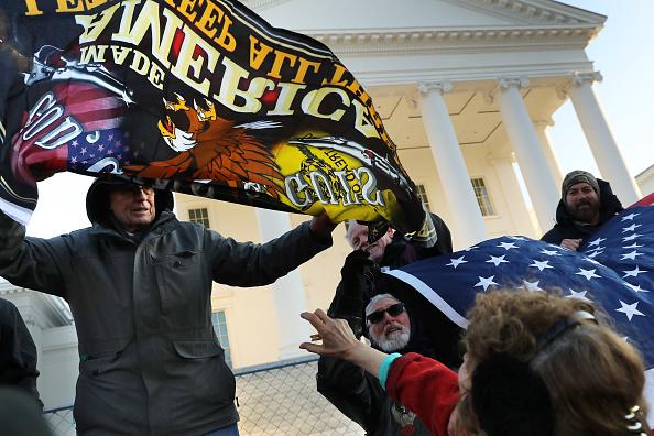 Virginia - US State「Gun Rights Advocates From Across U.S. Rally In Virginia's Capital Against Gun Control Legislation」:写真・画像(18)[壁紙.com]