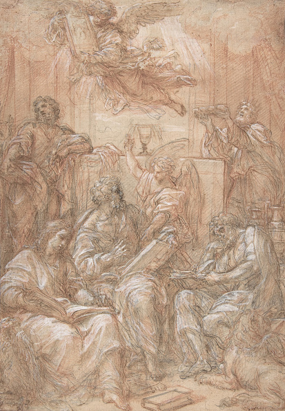 Religious Mass「Allegory Of The Old And New Dispensations」:写真・画像(5)[壁紙.com]