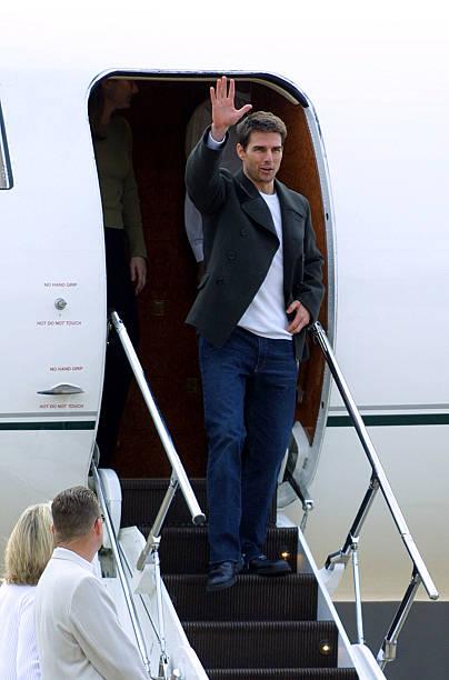 Cameron Crowe and Tom Cruise Visit Base:ニュース(壁紙.com)