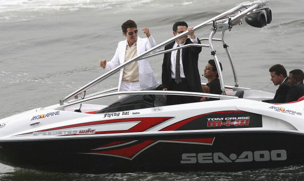Junko Kimura「Mission: Impossible III Premiere In Japan」:写真・画像(12)[壁紙.com]