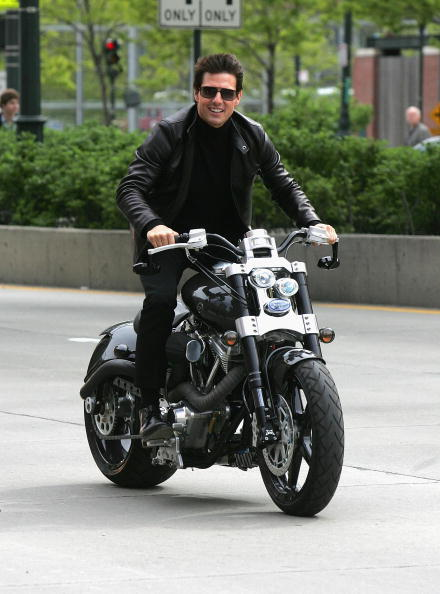 Motorcycle「Premiere Of Mission: Impossible III At The 5th Annual TFF」:写真・画像(9)[壁紙.com]