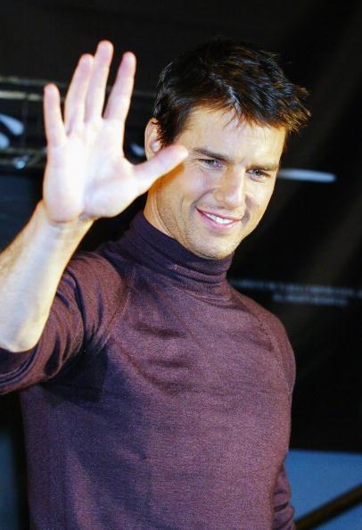 Hand「Tom Cruise Attends Hand Print Ceremony」:写真・画像(10)[壁紙.com]