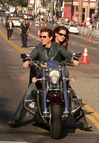 "Leather Jacket「""War of the Worlds"" Los Angeles Fan Screening - Arrivals」:写真・画像(10)[壁紙.com]"