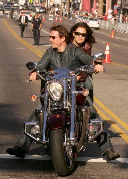 "Leather Jacket「""War of the Worlds"" Los Angeles Fan Screening - Arrivals」:写真・画像(12)[壁紙.com]"