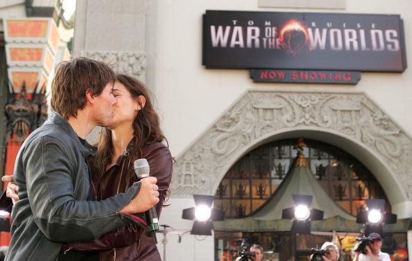 "Leather Jacket「""War of the Worlds"" Los Angeles Fan Screening - Arrivals」:写真・画像(18)[壁紙.com]"