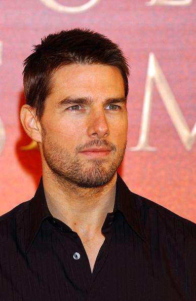 戦国武将「Tom Cruise Promotes 'The Last Samurai' In Spain」:写真・画像(8)[壁紙.com]