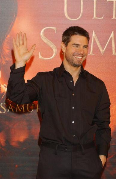"Carlos Alvarez「Tom Cruise Promotes ""The Last Samurai"" In Spain」:写真・画像(3)[壁紙.com]"