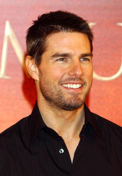 戦国武将「Tom Cruise Promotes 'The Last Samurai' In Spain」:写真・画像(7)[壁紙.com]