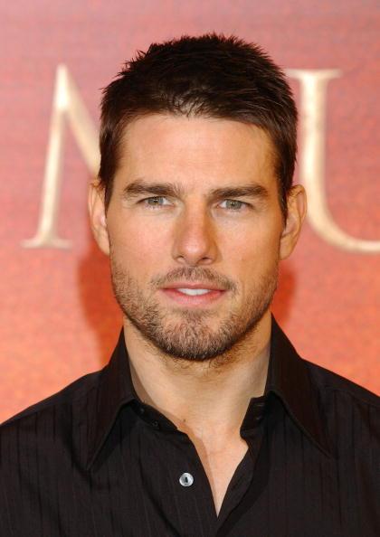 戦国武将「Tom Cruise Promotes 'The Last Samurai' In Spain」:写真・画像(9)[壁紙.com]