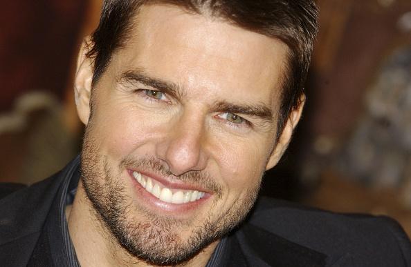 戦国武将「Tom Cruise Promotes 'The Last Samurai' In Rome  」:写真・画像(11)[壁紙.com]