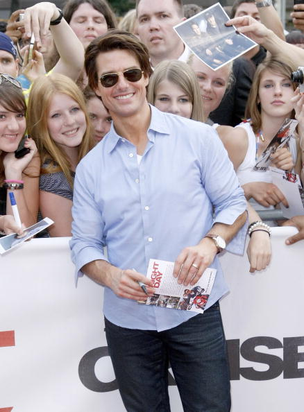 Knight & Day「Knight And Day Germany Premiere」:写真・画像(7)[壁紙.com]
