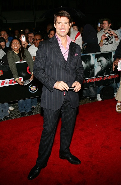 Ziegfeld Theatre「Premiere Of Mission: Impossible III At The 5th Annual TFF」:写真・画像(13)[壁紙.com]