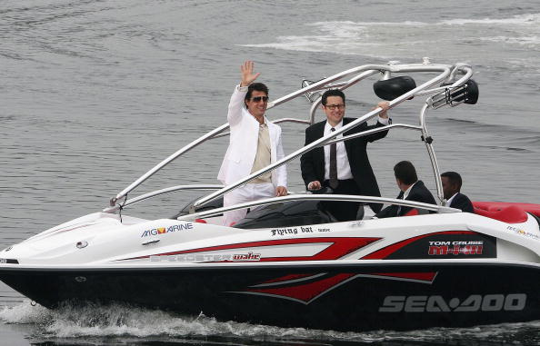 Junko Kimura「Mission: Impossible III Premiere In Japan」:写真・画像(10)[壁紙.com]