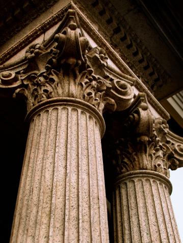 Ancient Civilization「Corithian Columns」:スマホ壁紙(11)