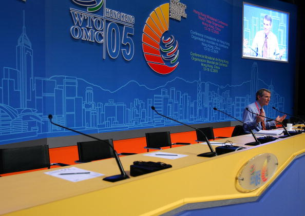 Finance and Economy「WTO Ministerial Conference ? Day 3」:写真・画像(18)[壁紙.com]