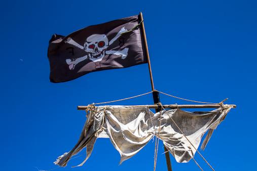 Rebellion「The death flag pirate flag」:スマホ壁紙(10)