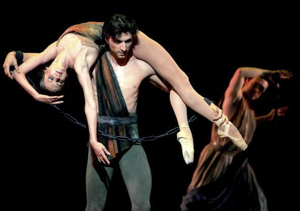 Bolshoi Ballet Company「Open Rehearsal Of The Bolshoi Ballet」:写真・画像(16)[壁紙.com]
