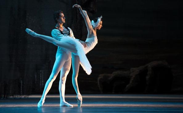 Bolshoi Ballet Company「Bolshoi Ballet: Swan Lake - Photocall」:写真・画像(0)[壁紙.com]