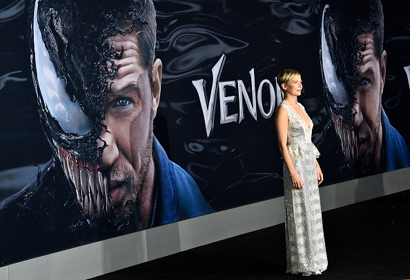 "Frazer Harrison「Premiere Of Columbia Pictures' ""Venom"" - Arrivals」:写真・画像(3)[壁紙.com]"