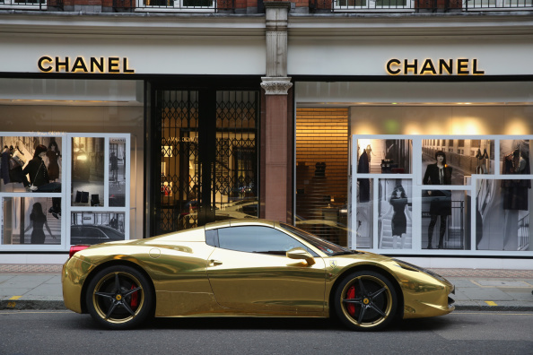 Offbeat「Luxuary Cars On Display Amidst Foreign Wealth In Knightsbridge」:写真・画像(14)[壁紙.com]