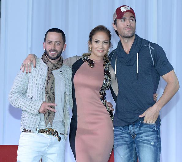 Enrique Iglesias - Singer「Enrique Iglesias, Jennifer Lopez And Wisin Y Yandel  Press Conference」:写真・画像(12)[壁紙.com]