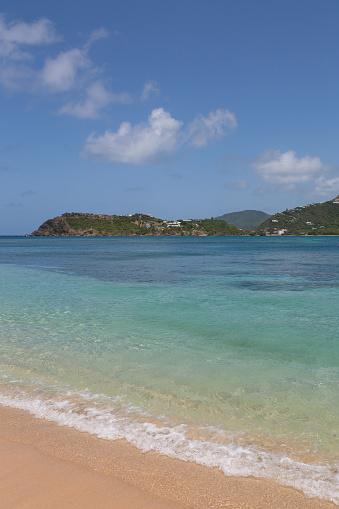 リーワード諸島 アンティグア「Pigeon beach in Antigua」:スマホ壁紙(2)