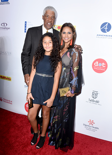 Julius Erving「17th Annual Harold & Carole Pump Foundation Gala」:写真・画像(6)[壁紙.com]