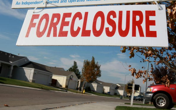 Recession「Town Of Rio Vista Nears Bankruptcy, As Foreclosure Crisis Spreads」:写真・画像(18)[壁紙.com]