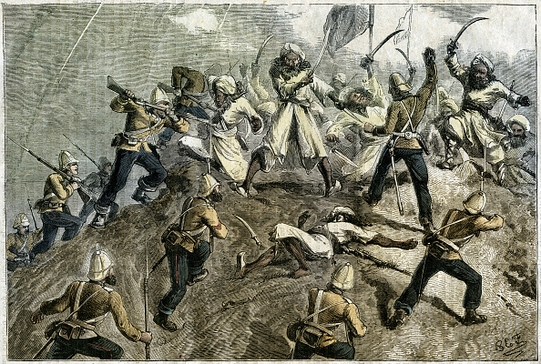 絵「The Battle Of Sebund」:写真・画像(15)[壁紙.com]