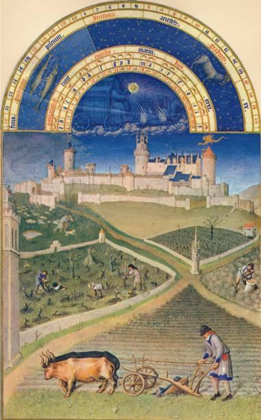 March - The Chateau De Lusignan:ニュース(壁紙.com)