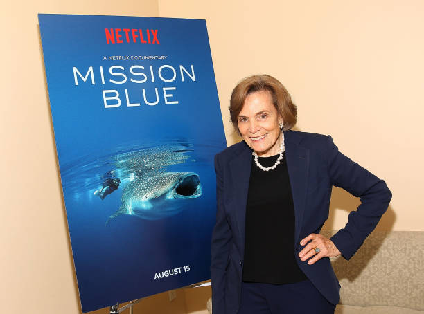 """Dr. Sylvia Earle And Netflix Present A Special Preview Screening Of """"Mission Blue"""":ニュース(壁紙.com)"""