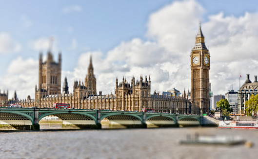 Legislation「House of Parliament and Westminster Bridge Over the River Thames, Westminster, London, England」:スマホ壁紙(18)