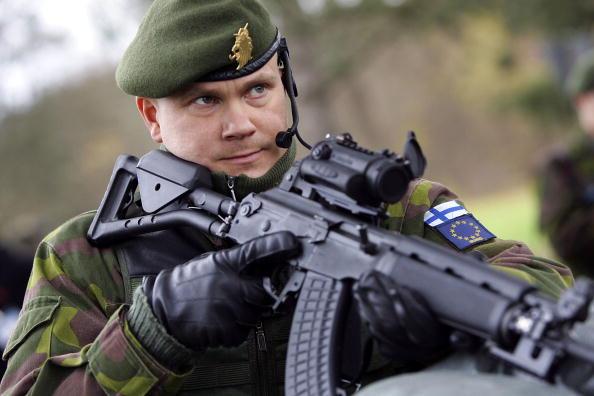 "Finland「Military Maneuver ""European Endeavour 2006""」:写真・画像(15)[壁紙.com]"