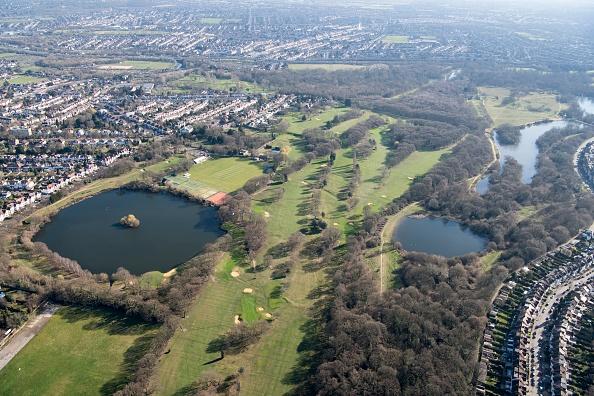 Golf Club「Wanstead Golf Club And Wanstead Park」:写真・画像(14)[壁紙.com]