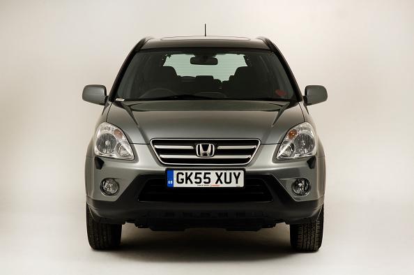 Facade「2005 Honda CRV」:写真・画像(0)[壁紙.com]