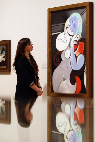 Dan Kitwood「Press Preview Of The New Tate Britain Exhibition Picasso And Britain」:写真・画像(19)[壁紙.com]