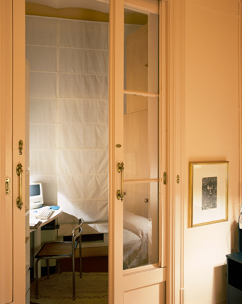 Handle「View of a home office through a doorway」:写真・画像(16)[壁紙.com]
