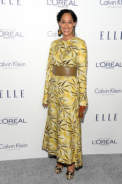 Yellow Dress「22nd Annual ELLE Women In Hollywood Awards - Arrivals」:写真・画像(8)[壁紙.com]