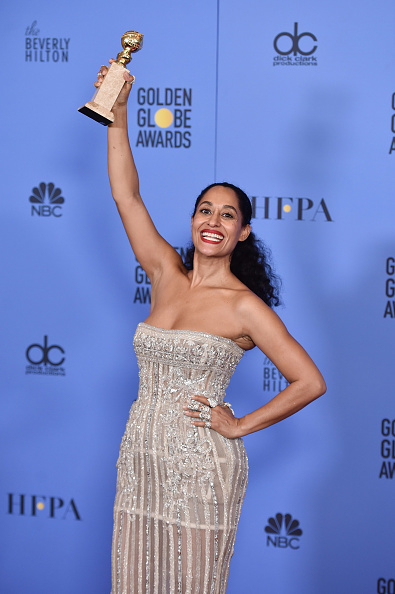 Golden Globe Statue「74th Annual Golden Globe Awards - Press Room」:写真・画像(16)[壁紙.com]