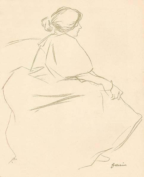クレヨン「A Study In Crayon, c1872-1898, (1898). Artist: Jean Louis Forain」:写真・画像(17)[壁紙.com]